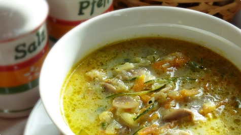 Fina juha od povrća