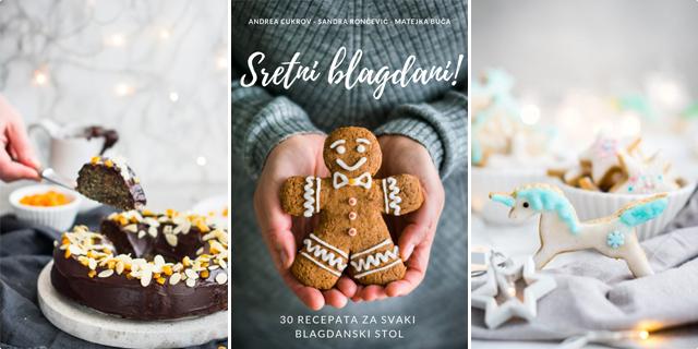 Like Chocolate - Blagdanska kuharica s 30 recepata na dar!