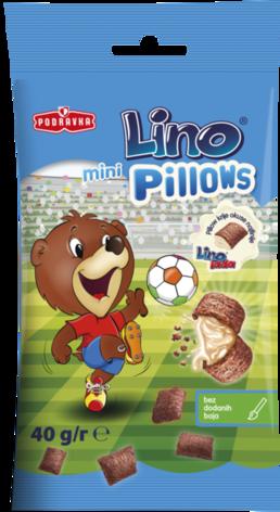 Lino mini pillows punjeni sa Lino ladom milk