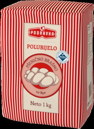 Podravka Polubijelo brašno (TIP 850)