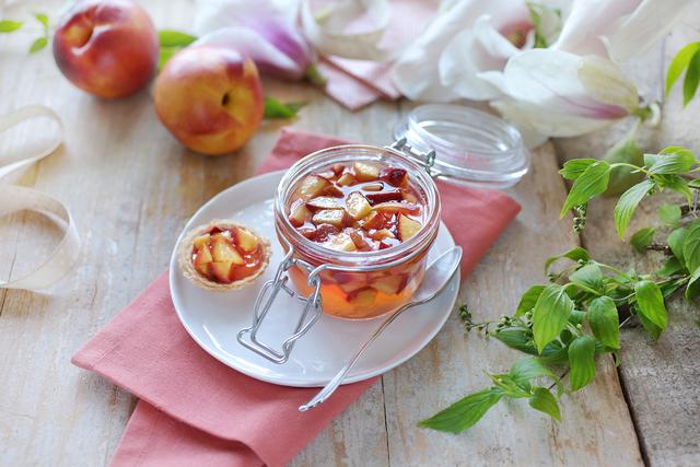 Aromatična drhtalica od nektarina