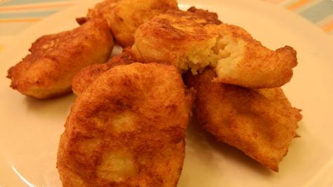 Uštipci od ribe i krumpira