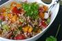 Salata od bulgura - djegica