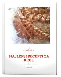 Najlepsi recepti za kruh