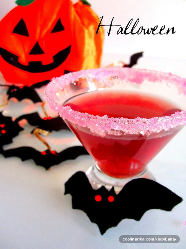 Halloween tea by Coolinarika