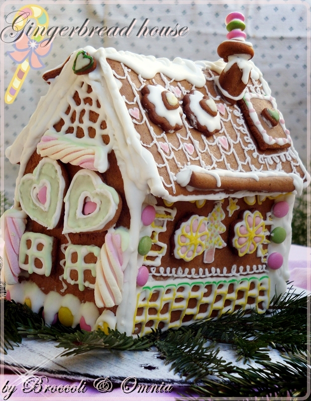 Gingerbread house, građevinar Omnia, projektant Broccoli