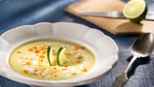 Šošovicová krémová polievka