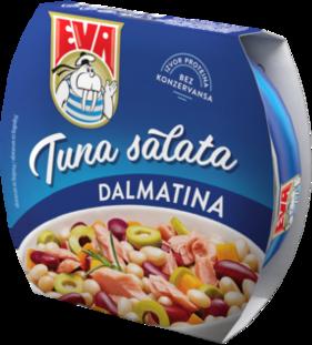 Tuna salata Dalmatina
