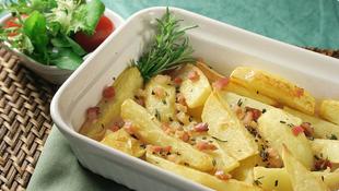 Krumpir s ružmarinom