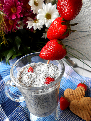 Chia puding by MajdaH