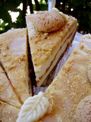 White Tender Cake Recept