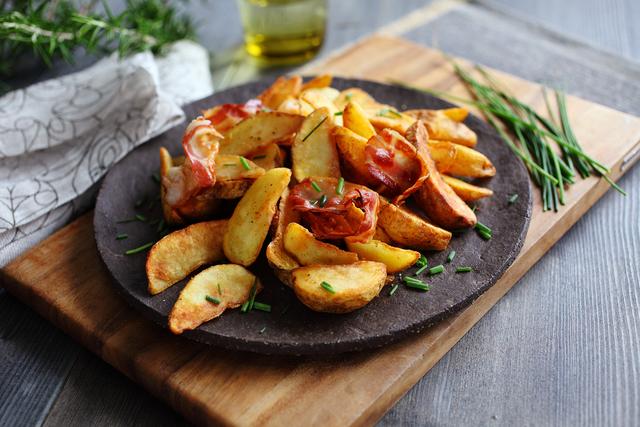 Hrskavi krumpir iz pećnice