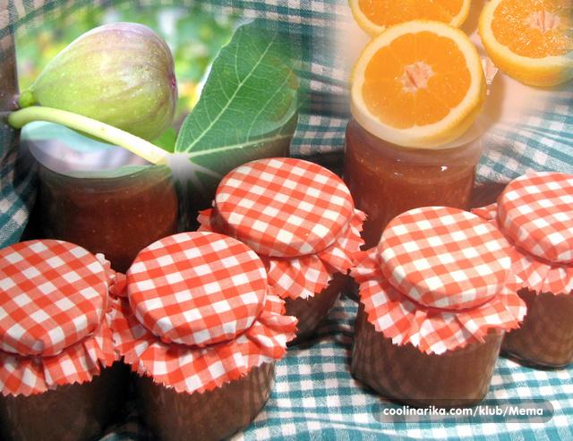 Pekmez od smokava i naranča 3