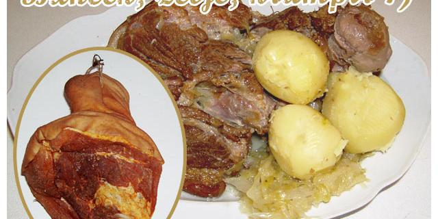 Buncek zelje krumpir