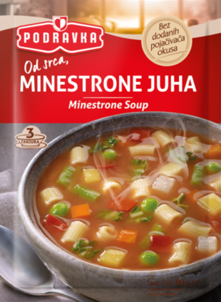 Podravka Minestrone juha