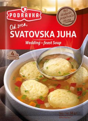 Podravka Svatovska juha
