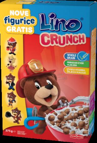 Lino crunch