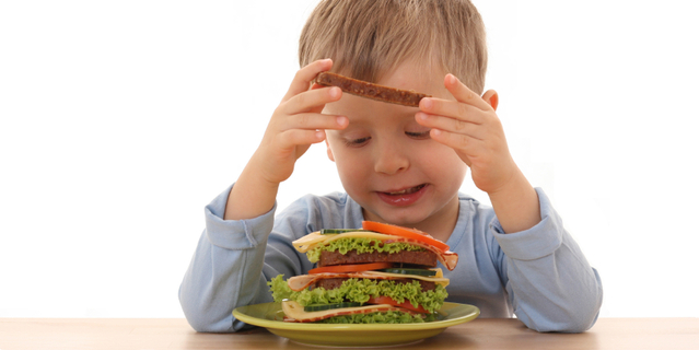 Suhomesnati proizvodi u prehrani djece