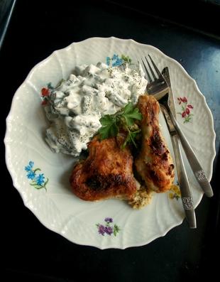 Piletina marinirana u jogurtu
