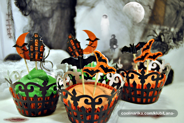 Spooky Muffins