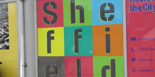 Slikom po Engleskoj - Sheffield