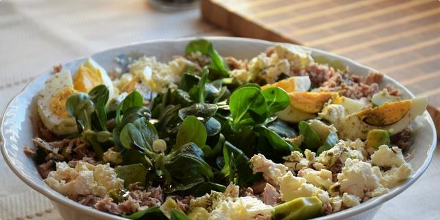 Salata - ideja
