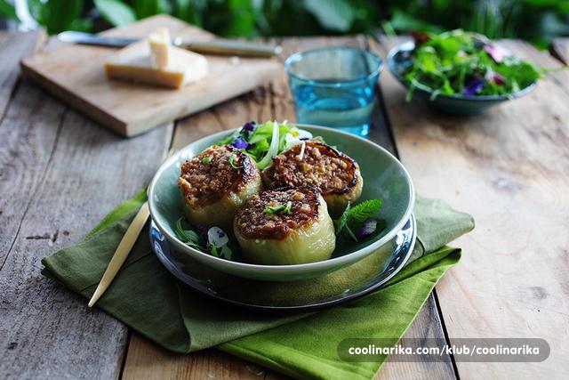 Punjene paprike s krumpirom