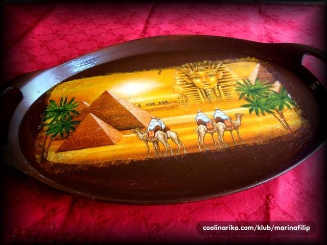 egipatska tacna poklon mami koja obo ava egipat. Black Bedroom Furniture Sets. Home Design Ideas