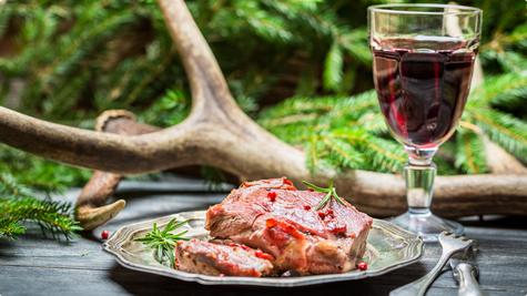 Kulinarsko uživanje a´la wild