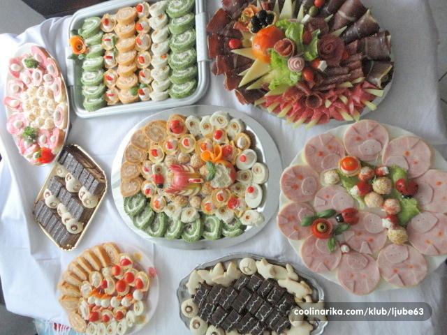 jela za rođendan Savici s paštetom — Coolinarika jela za rođendan