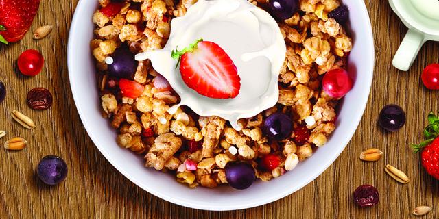 Podravka Provita granola crveno voće