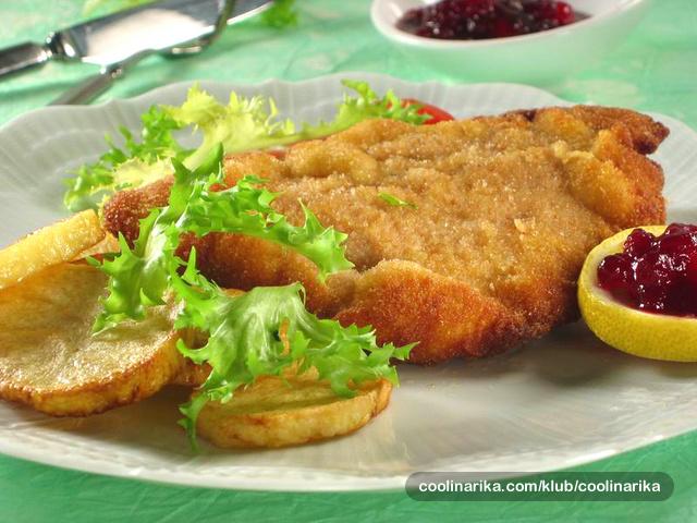 Becki Odrezak Wiener Schnitzel Coolinarika