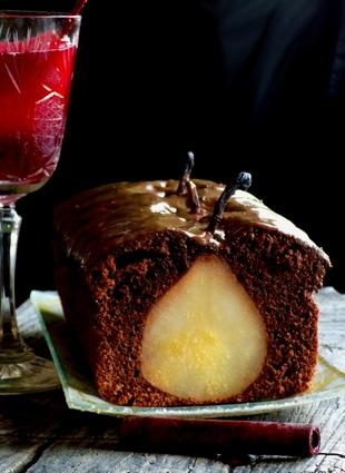 Kruškoliki čokoladni kolač