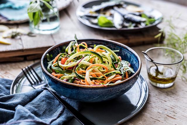 Raznovrsna super salata