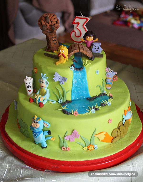 3 rođendan GumPasta — Coolinarika 3 rođendan