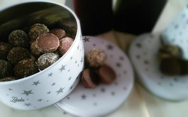 Čokoladne kuglice sa rumom