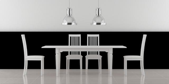 kuhinja okupana svjetlošću