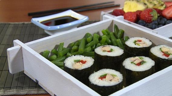 Japanski lunch paket