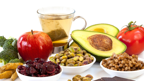 Zaštitite organizam hranom
