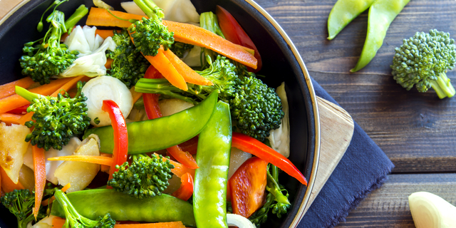 Sačuvajte boju povrća za vrijeme kuhanja