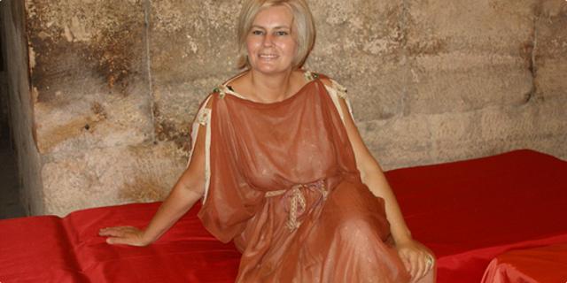 Rimljanka u Dioklecijanovim podrumima