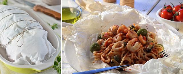 Vrhunska lagana jela u cartocciu