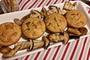 Muffini sa vrganjima i pancetom