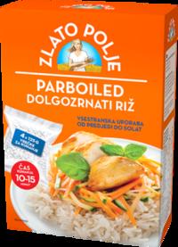 Riža parboiled