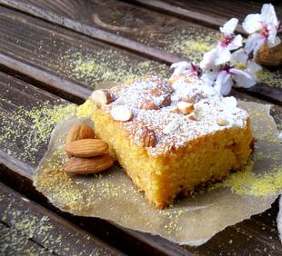 Slatki kolač od kukuruzne krupice by Coolinarika