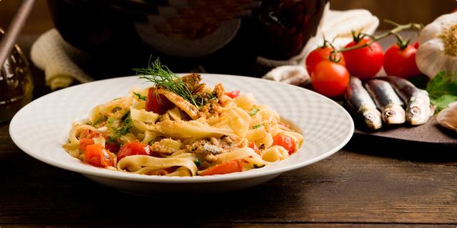 Umak od rajčice i sardine: savršen okus Mediterana