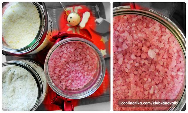 mirisne začinske soli