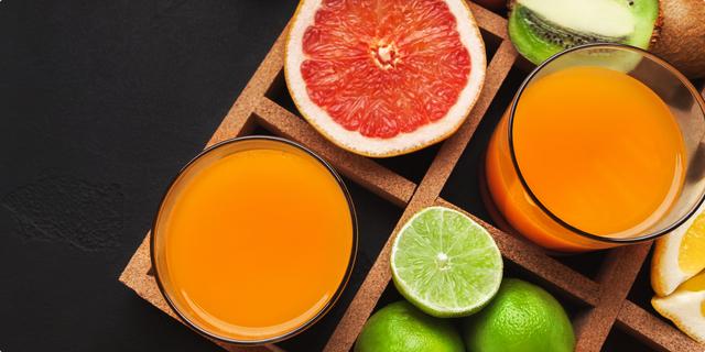Cijeđeni sokovi – zdravlje iz agruma