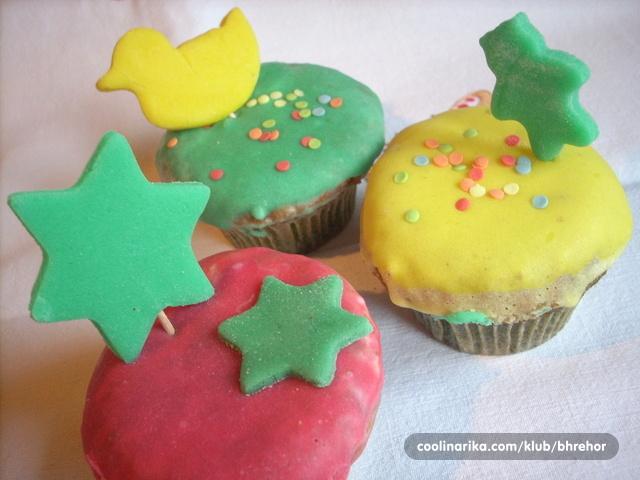 Šareni muffini