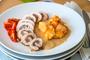 Turkey & Mushroom Duxelle - rolnice od purecih prsa i gljiva (Dukan / niskokaloricna verzija)